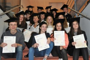 Remise Diplome Cambridge