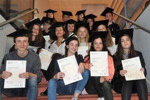 Remise Diplome Cambridge