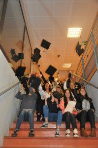 Remise diplôme Cambridge